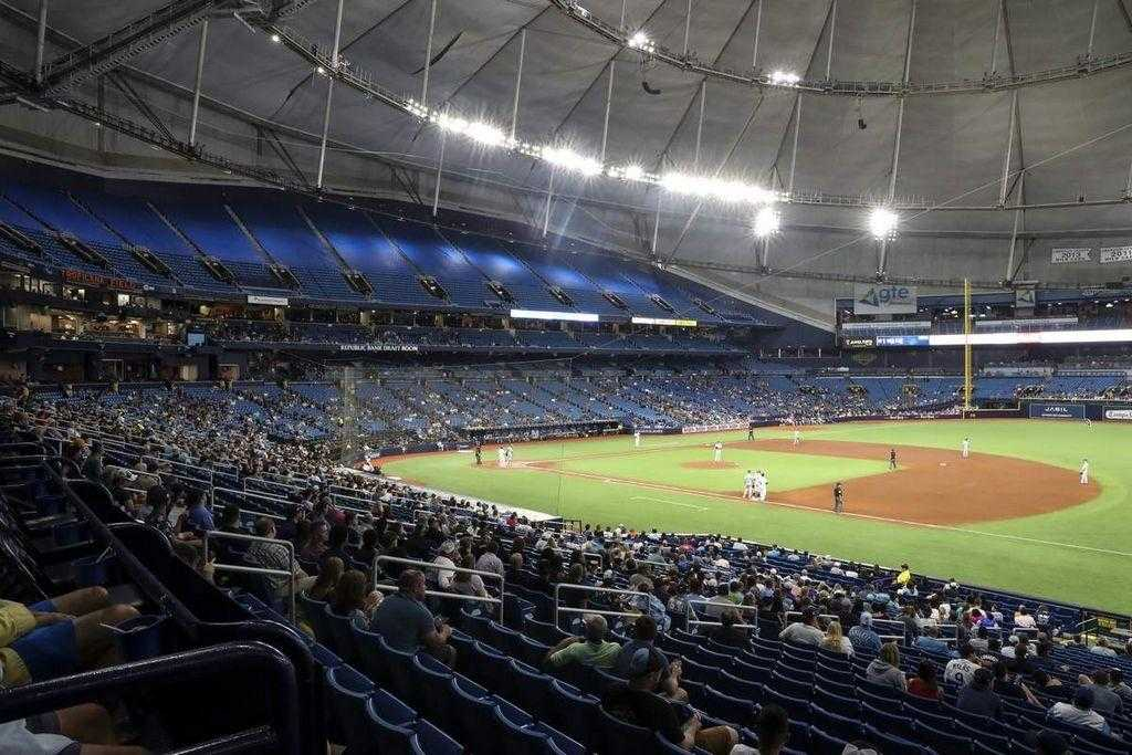 Tampa Bay Rays to explore splitting home games with Montreal