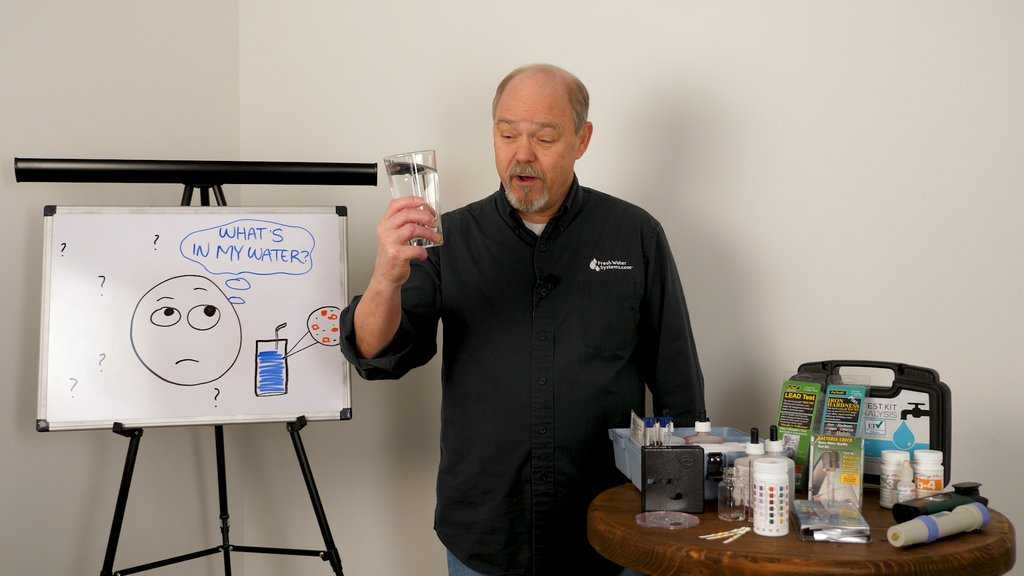 How Can I Test My Water at Home with a Water Test Kit?