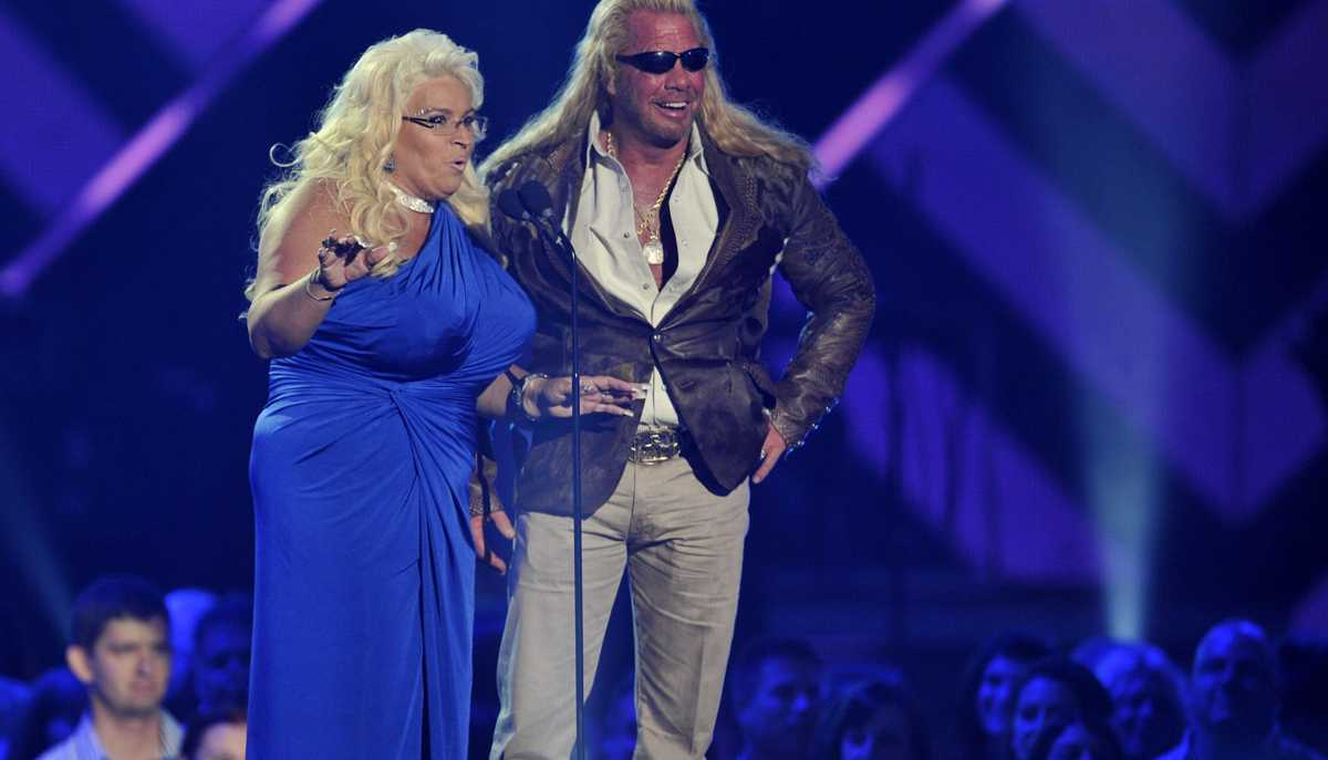 'Dog the Bounty Hunter' star Beth Chapman in hospital amid report she's in an induced coma