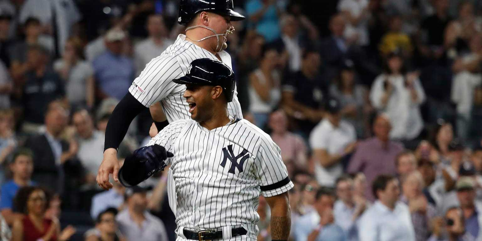 Yanks tie '02 Rangers for longest HR streak