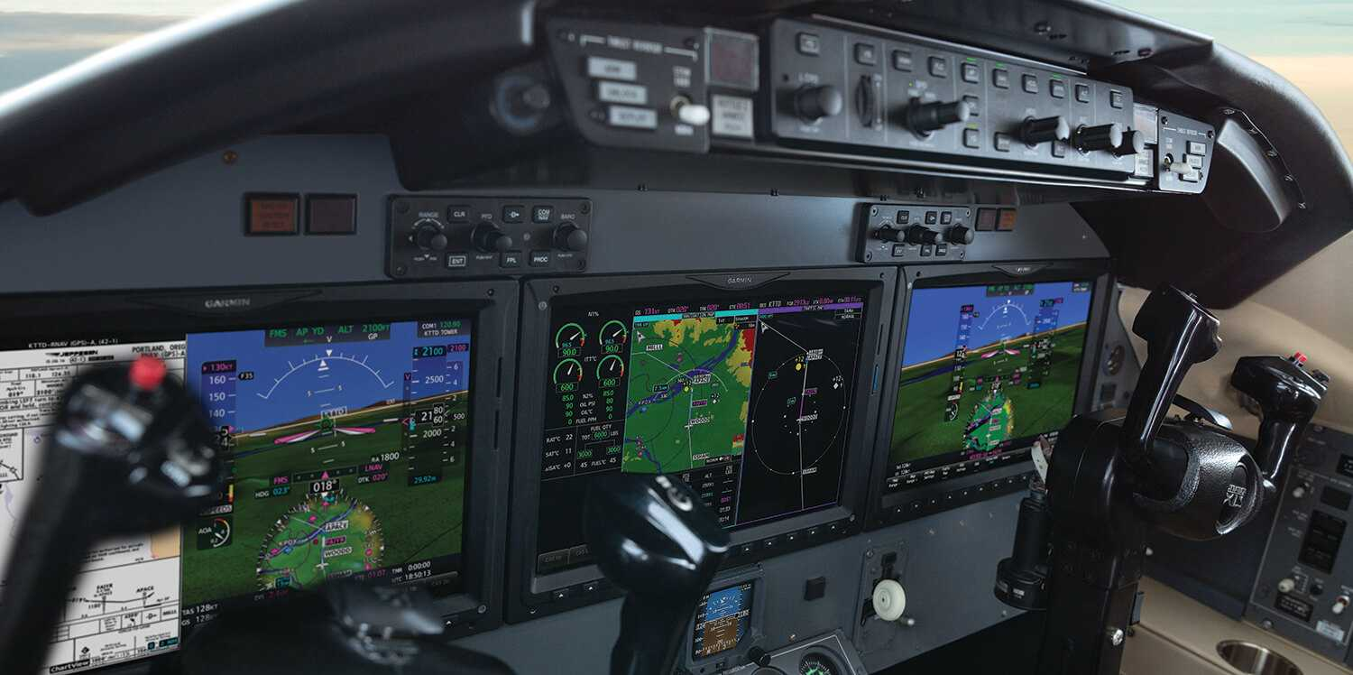 G5000 Integrated Flight Deck for Citation Excel/XLS Now Certified