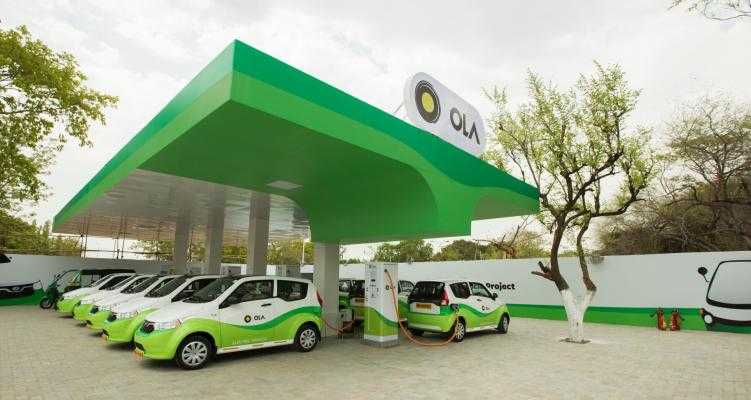 Ola Electric becomes India's newest unicorn with new $250 million investment from SoftBank