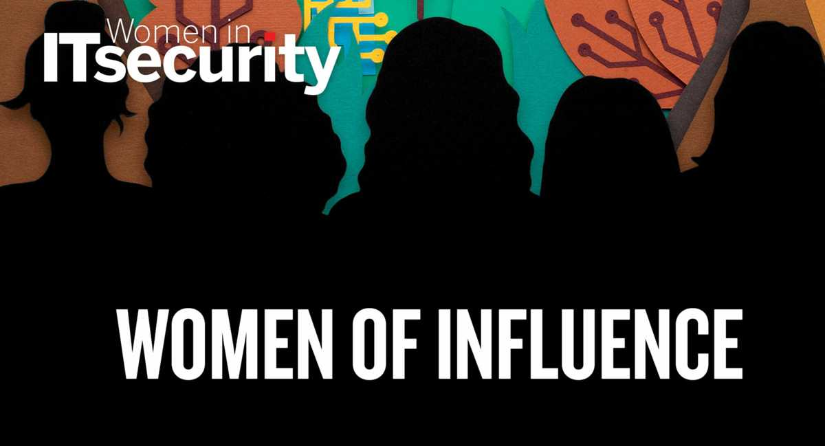 Women in Security: Women of Influence