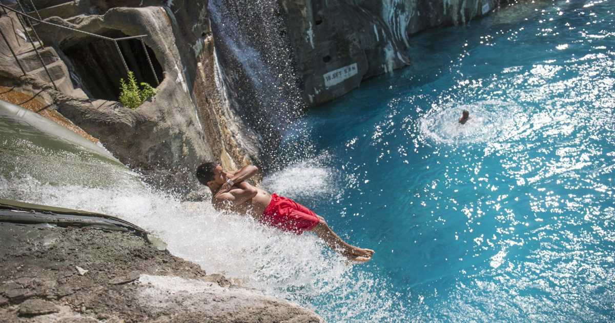 Chill out at 13 water parks that are worth the drive