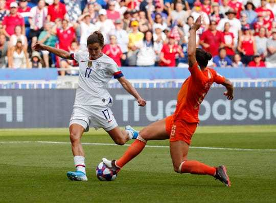 US wins World Cup: USWNT success is New Jersey made