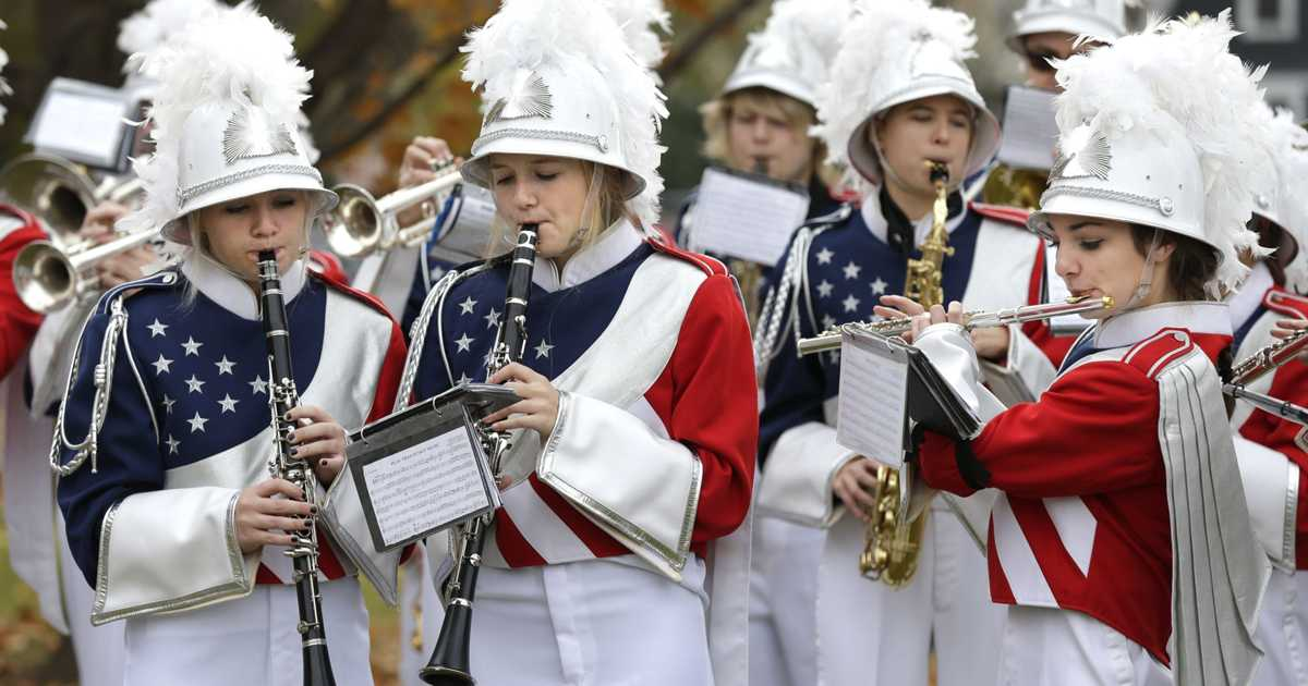 Appleton East High School band selected to play at 2020 D-Day events in Normandy