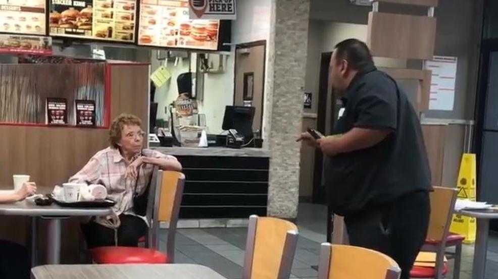 Customers tell Puerto Rican Burger King manager 'go back to Mexico'