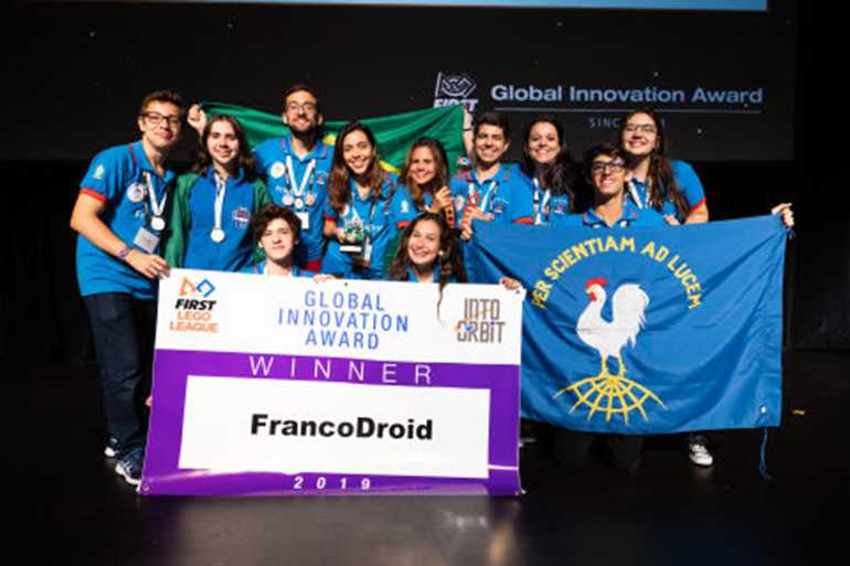 Student Team Wins Award for Long-Duration Space Exploration Idea