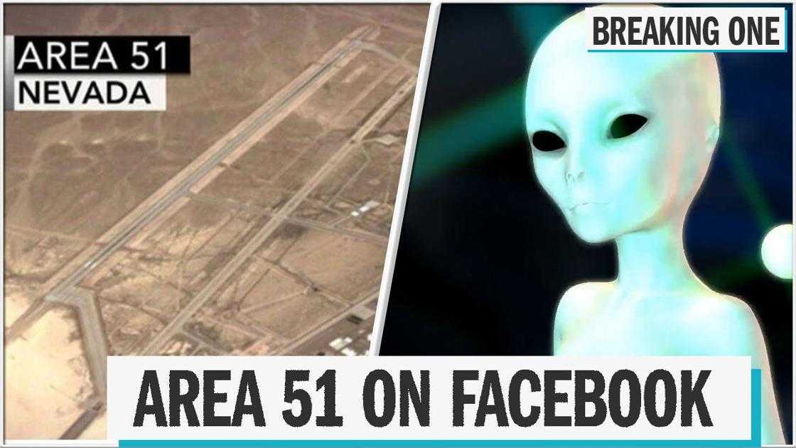 Thousands of people signed up for a Facebook event to storm Area 51
