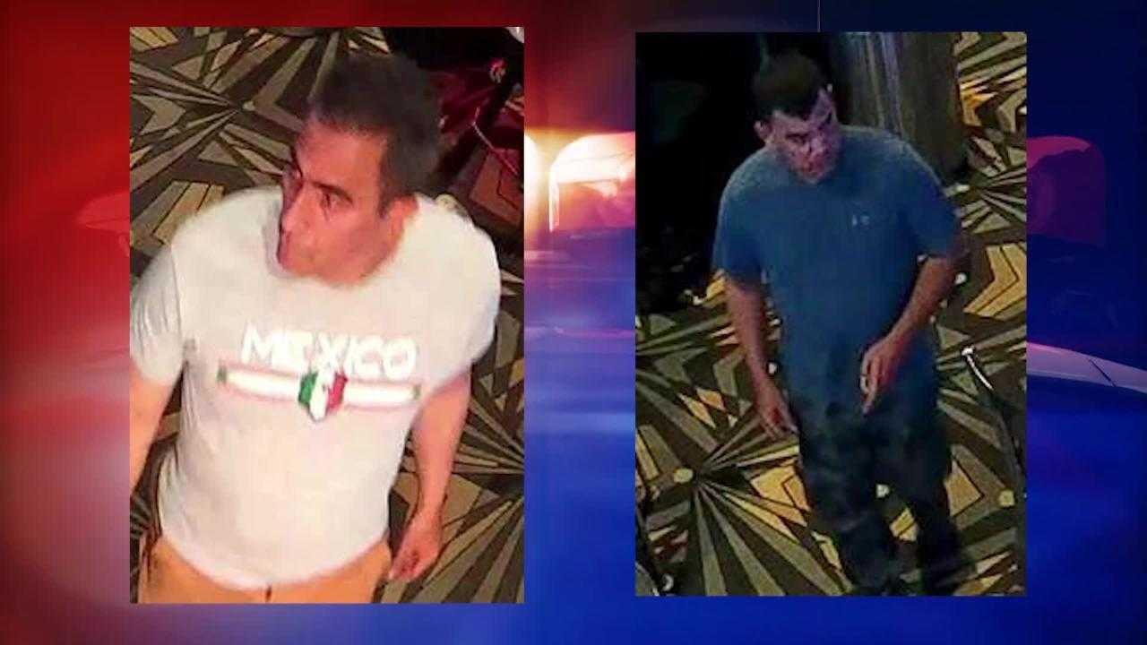 2 men suspected of stealing $1,200 from ATM using duplicated cards