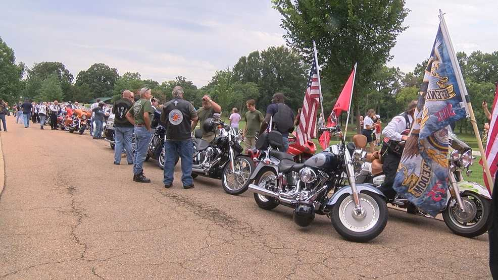 NoogaStrong Memorial motorcycle ride honors Chattanooga's Fallen Five Saturday