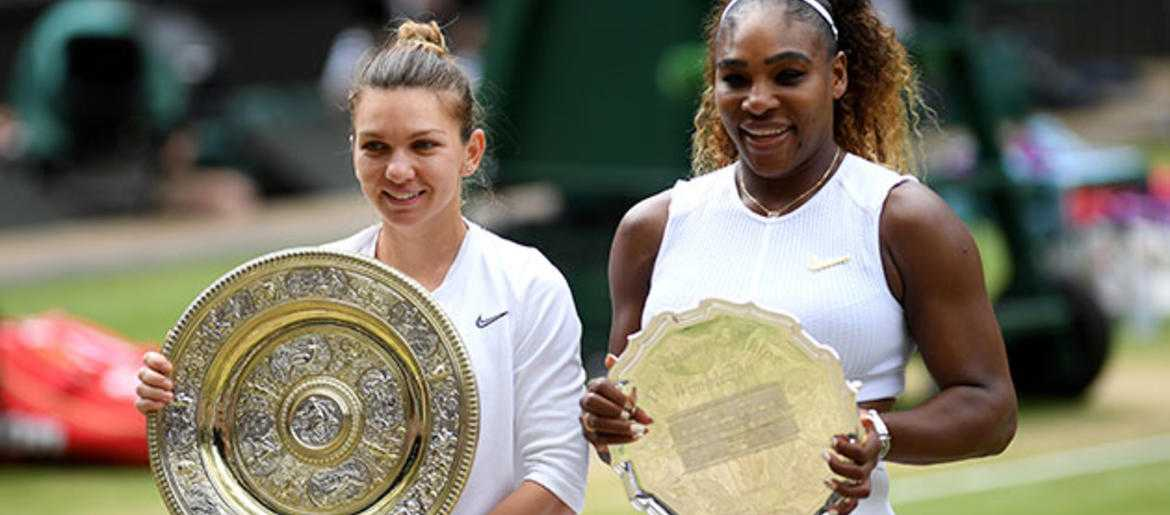 Serena Williams misses historic 24th Grand Slam with Wimbledon loss