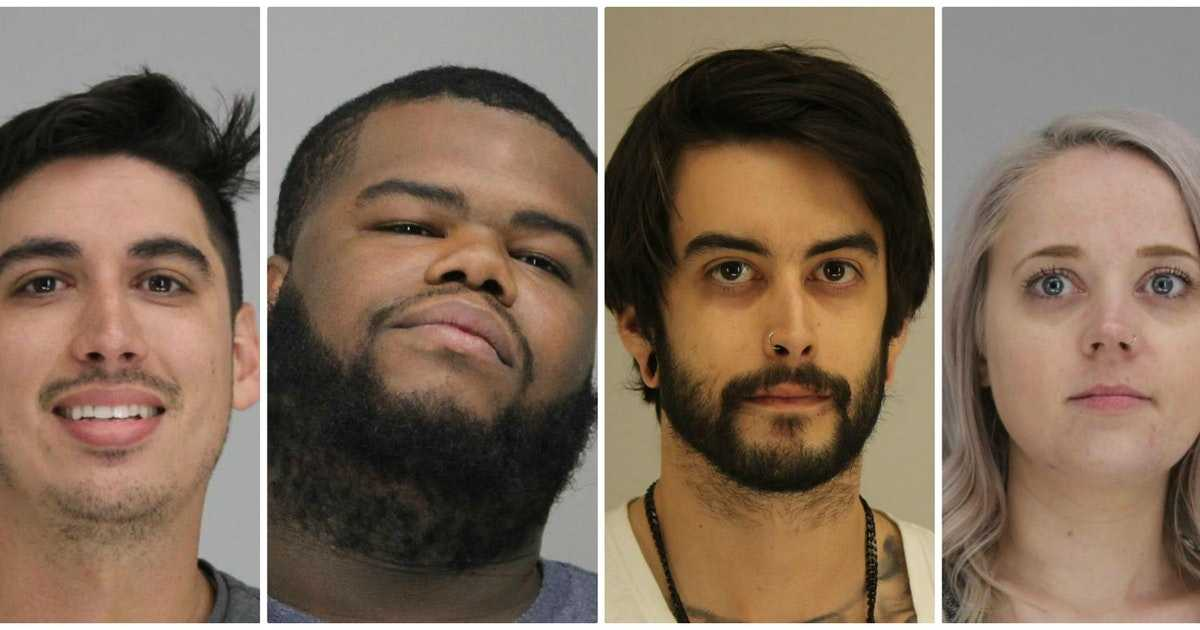 Drag-racing bikers busted for using LBJ Freeway as a speedway, Dallas police say