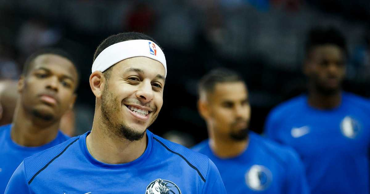 He's back! Seth Curry explains why he returned to Mavericks in free agency over other options