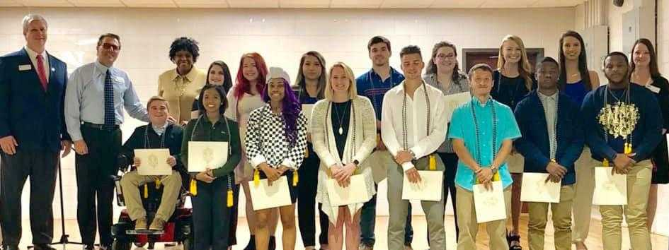 Newberry College welcomes criminal justice, sociology honor societies