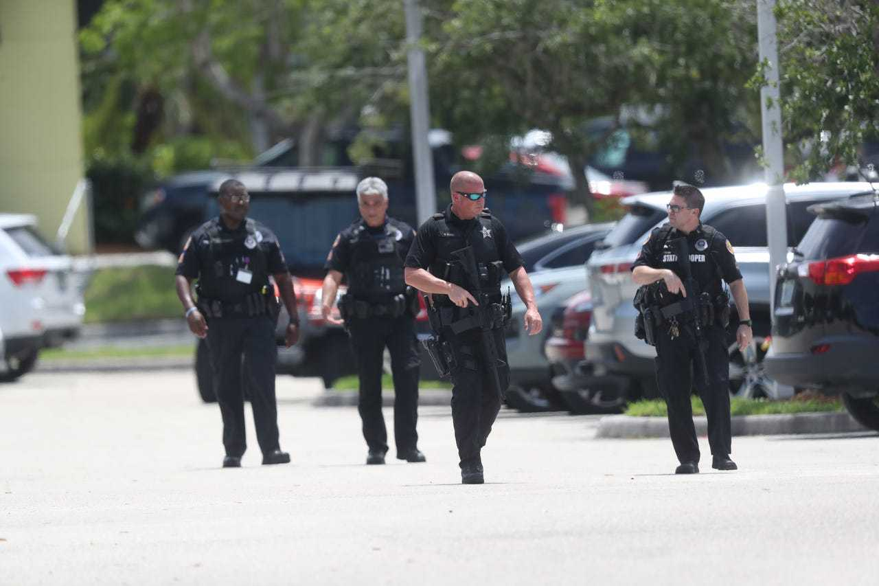 Large police presence reported near Chico's headquarters in Fort Myers
