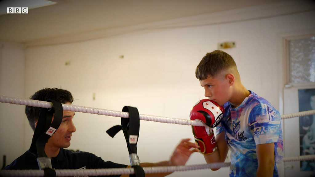 How boxing helps teenagers with ADHD