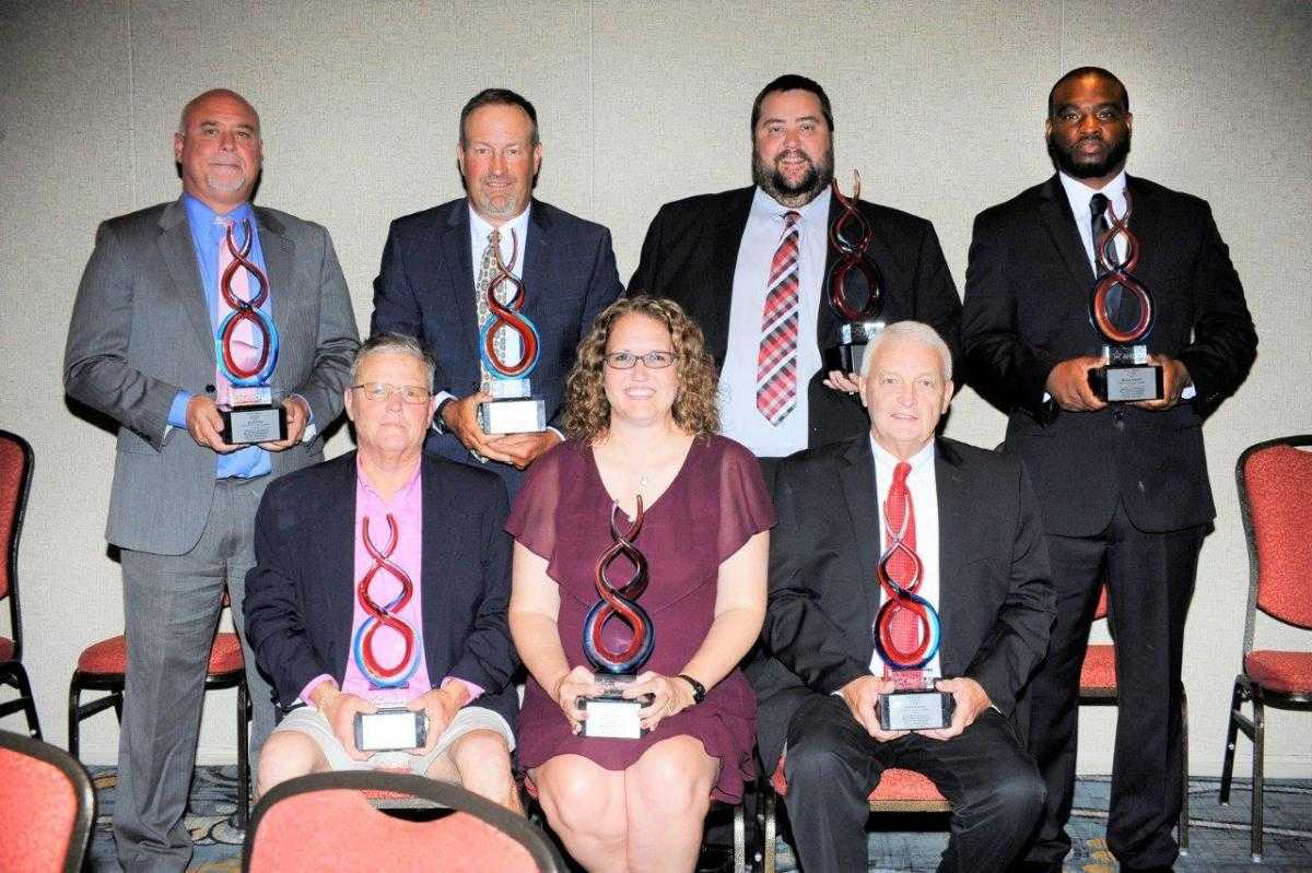 "Seven Receive ""Making A Difference"" Awards at AHSAA 2019 Coaches' Awards Banquet"