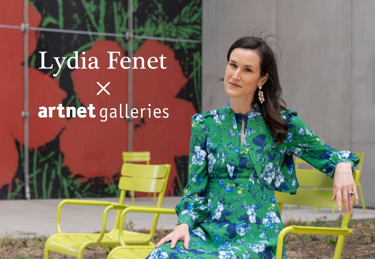 See Christie's Auctioneer Lydia Fenet's Favorite Works From artnet Galleries