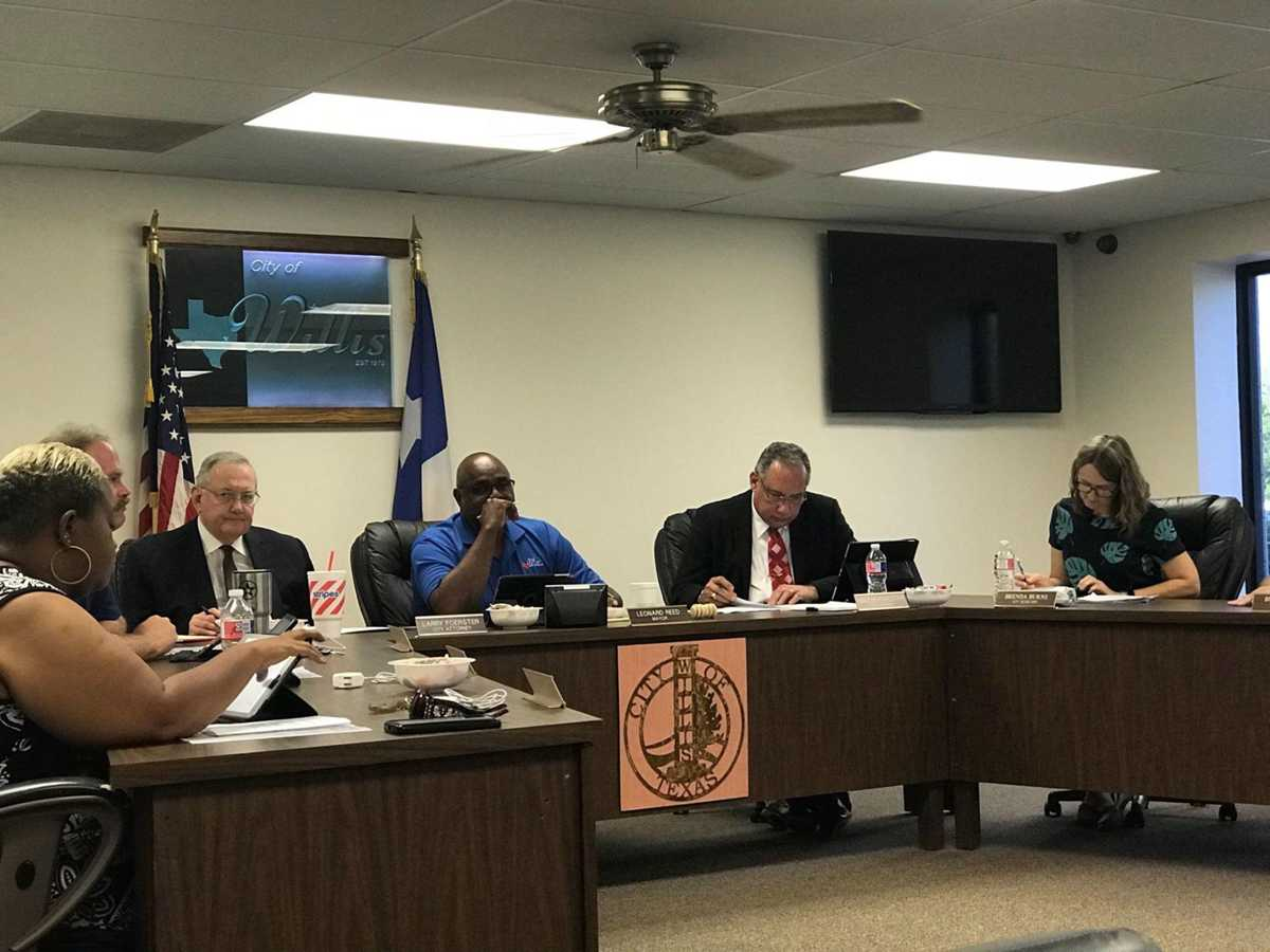 Willis to vote on $5.3 million budget in August