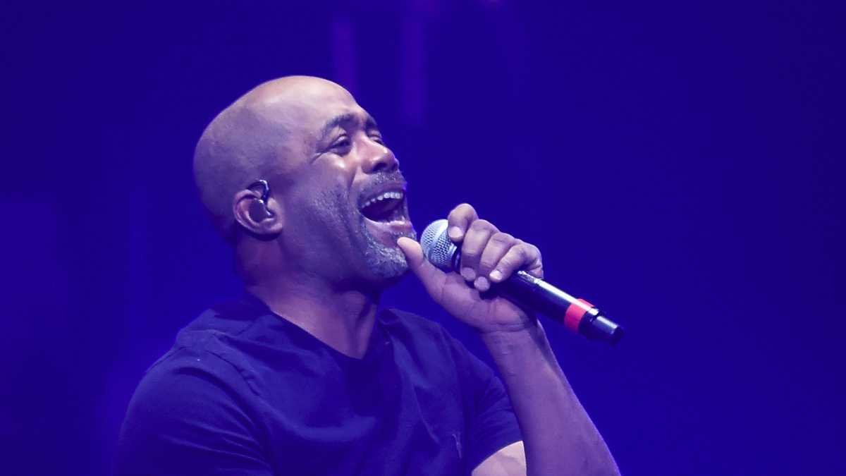 Darius Rucker, Lady Antebellum introduced as part of Live Fest in Naples in December