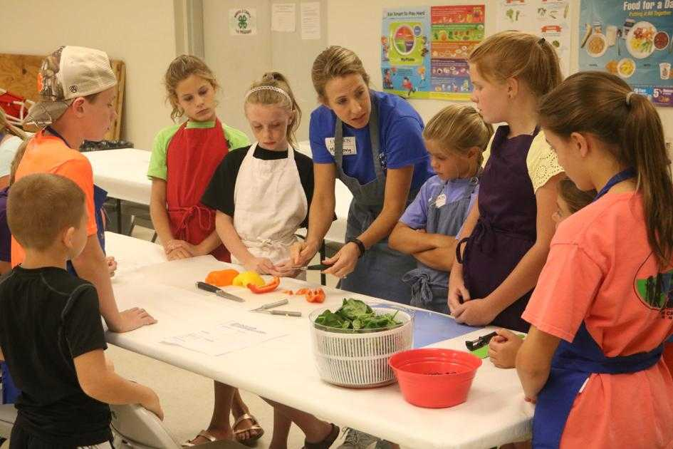 Abbeville 4-H tackles health issues, one meal at a time