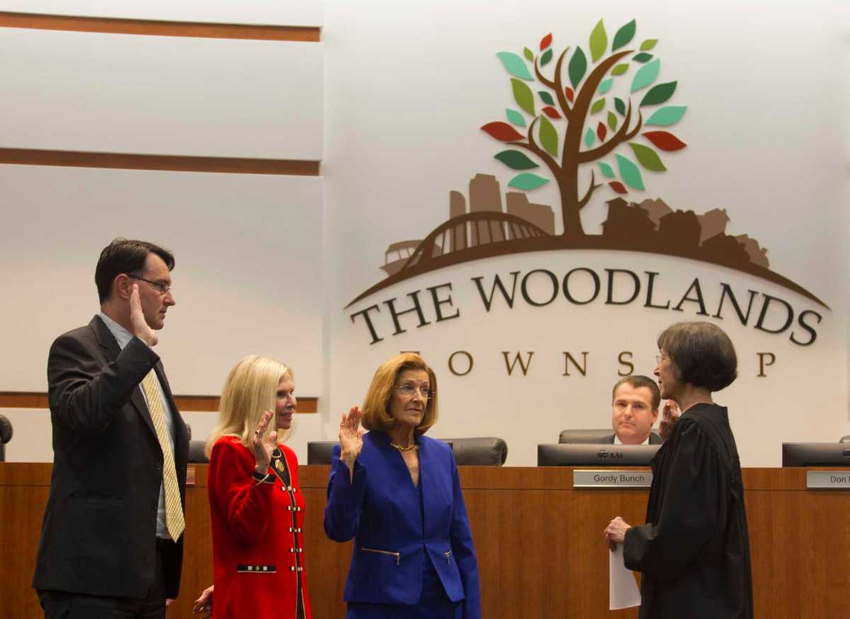 Director Ann Snyder is looking to return to The Woodlands Township board in bid for 3rd term  in office