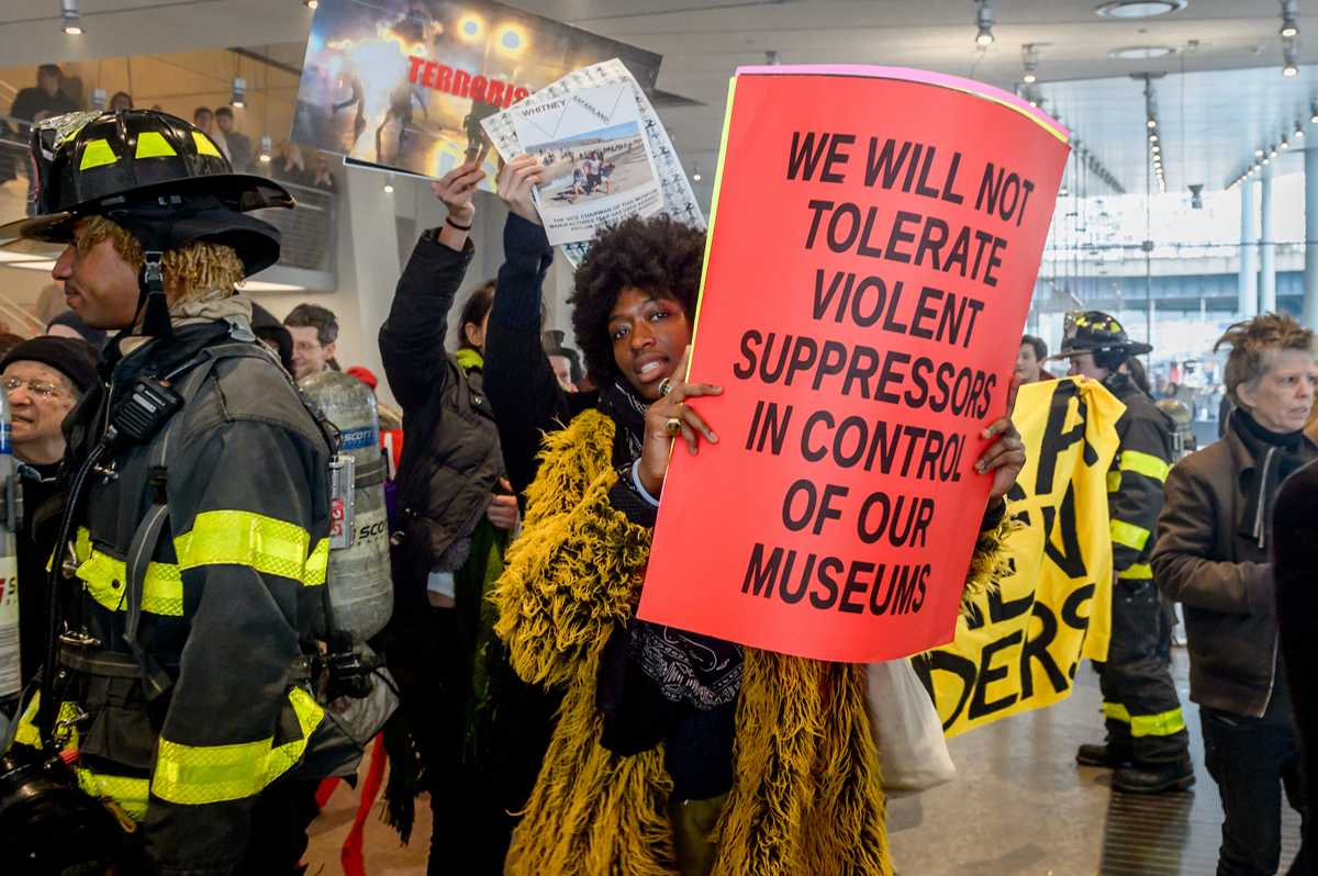 What Warren Kanders's Defeat at the Whitney Teaches Us About How Protest Works Now