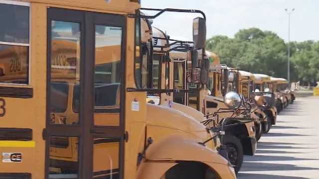 Police remind drivers to be extra careful as school starts