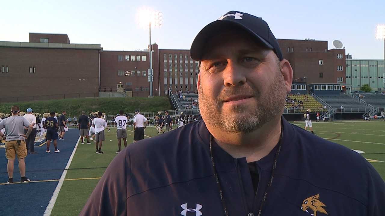 2 minutes with Coach Winslow: New Thiel head coach previews Tomcats' upcoming season