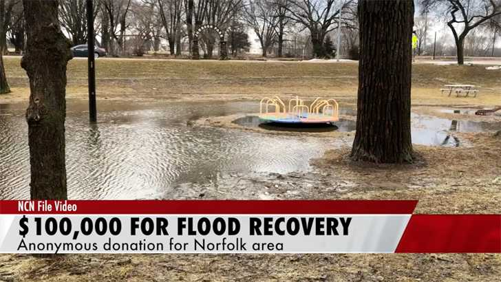 Norfolk area gets extra help toward flood relief