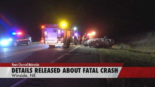 Update: One Dead in Fatal HWY 35 Crash