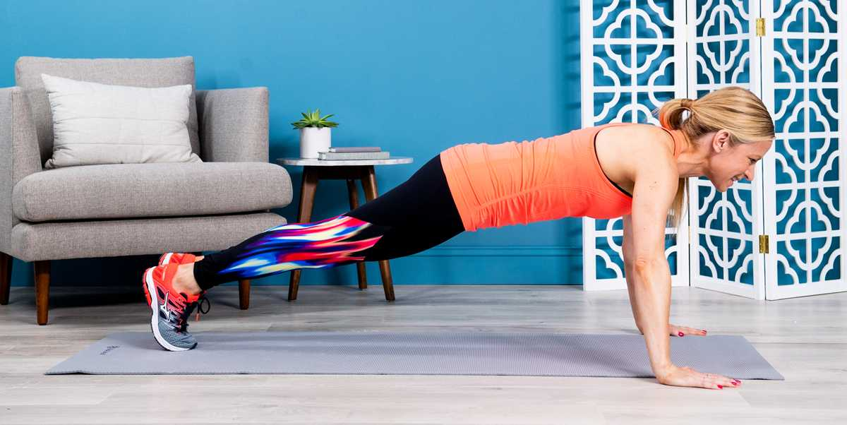 Planks Can Actually Improve Your Posture *And* Reduce Lower Back Pain