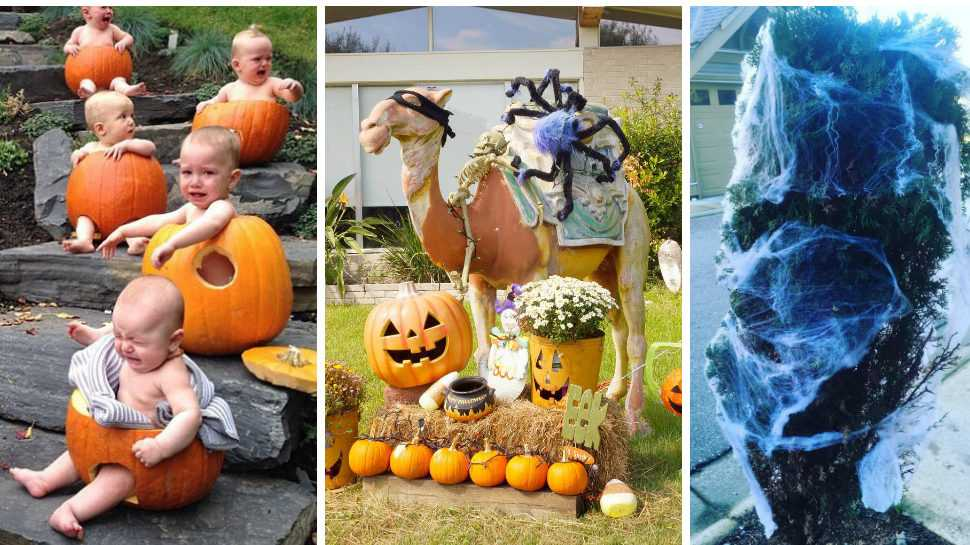 10 Horrifying Halloween Home Decor Fails: Don't Try This at Home!