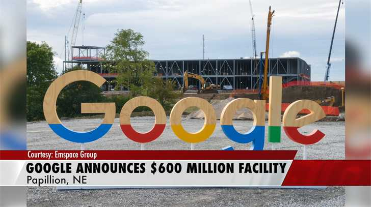 Google Announces New $600 Million Investment in Papillion Data Center