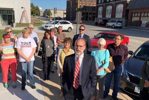 Erwin announces candidacy for circuit judge