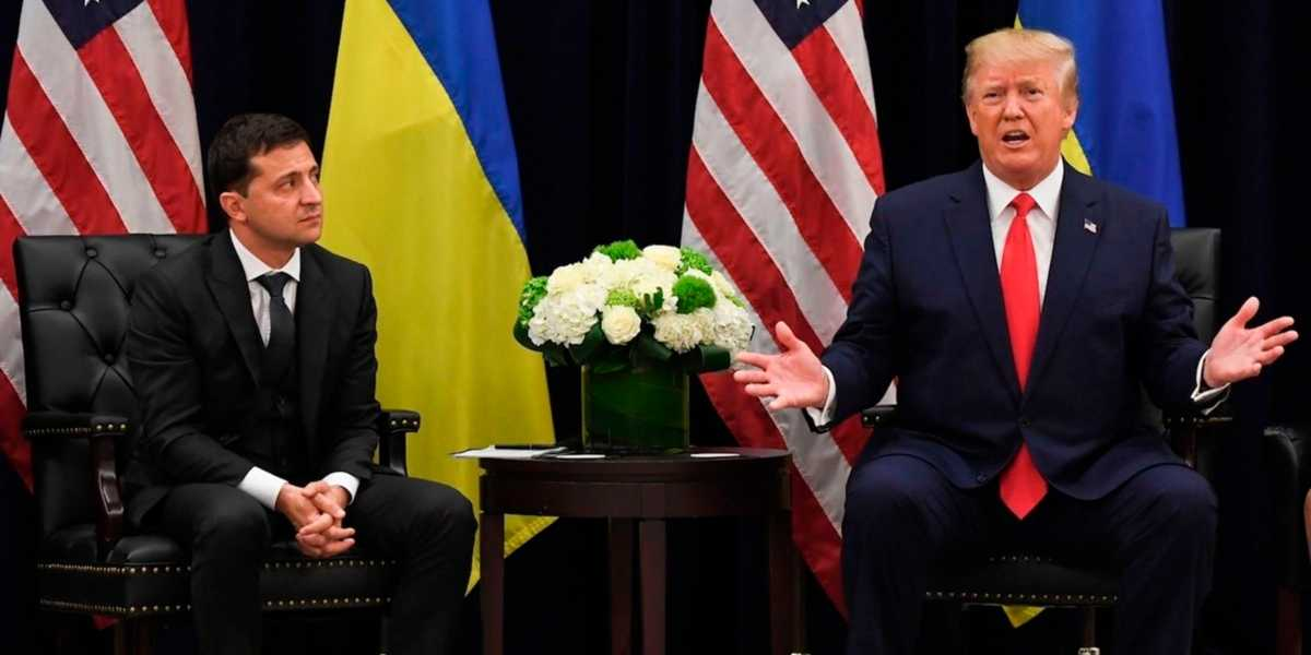 Ukraine planned to reopen Biden investigation — months before Trump's call to Zelensky