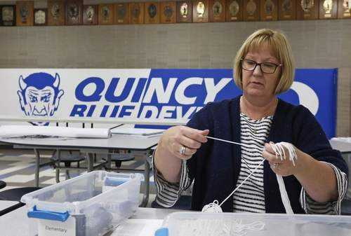 QHS prepares to host Quincy Conference