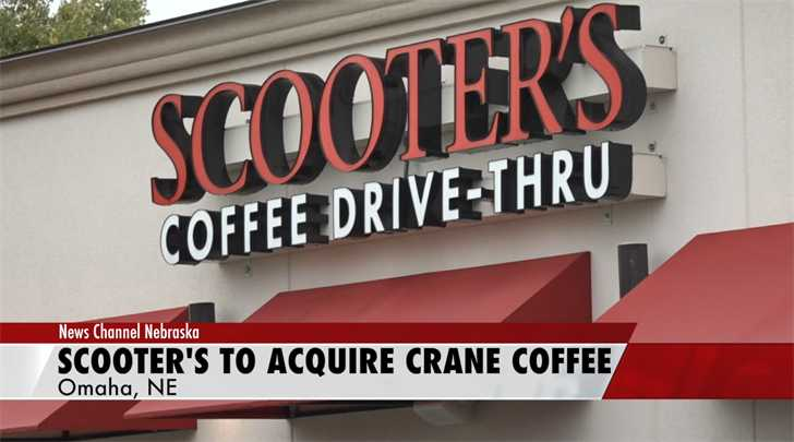 Scooters Coffee to Acquire Crane Coffee
