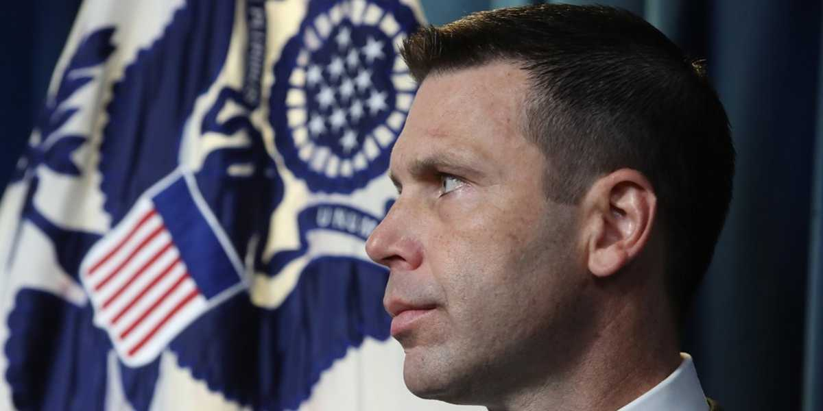 Acting DHS chief Kevin McAleenan resigns
