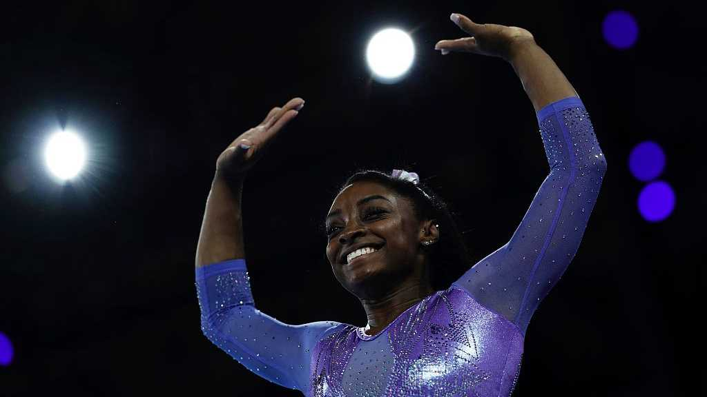 Armour: Biles Sets the Standard in Gymnastics, and Maybe Every Other Sport