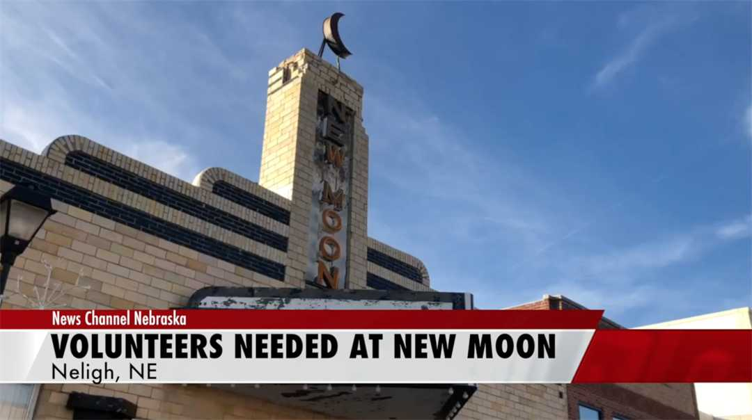 New Moon Theater in Neligh in need of volunteers to dismantle building's tower