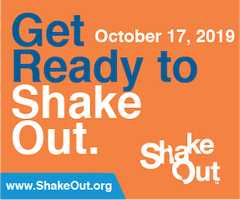 Great California ShakeOut Happening Now! from City of Duarte : Nixle