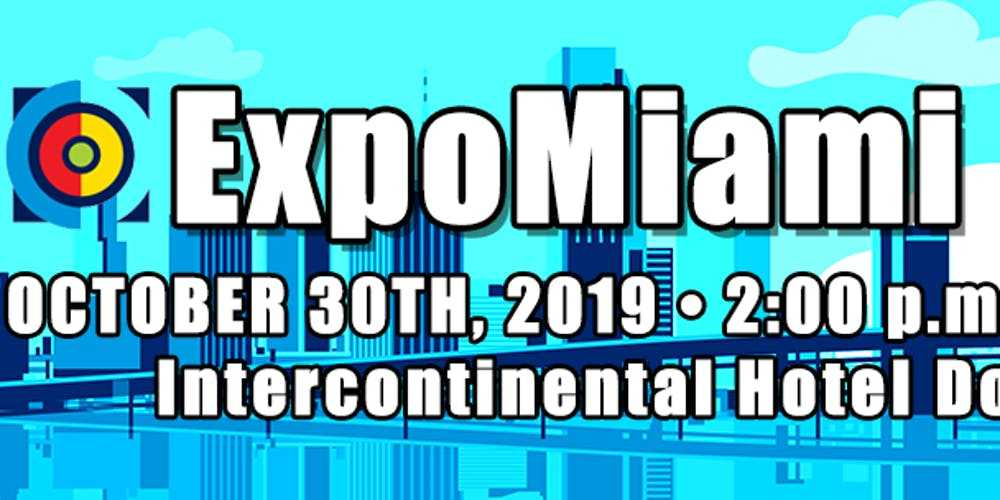 ExpoMiami October 30, 2019