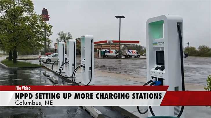 Power district setting up more vehicle charging stations