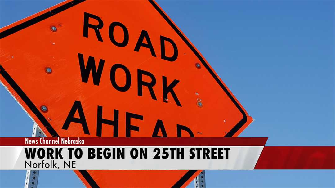 Upcoming Roadside Maintenance on 25th Street
