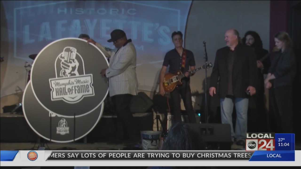 2019 Memphis Music Hall of Fame induction ceremony to be held Friday night