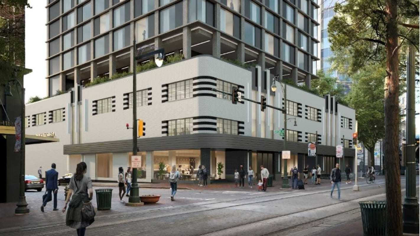 NY developer to lead about $100M in Downtown Memphis investment; here's what's planned