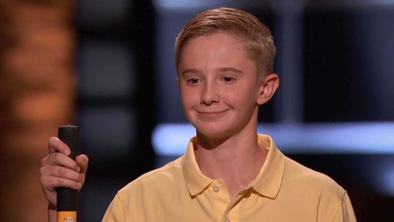 Tennessee teen's school project gets $40K from 'Shark Tank' investors