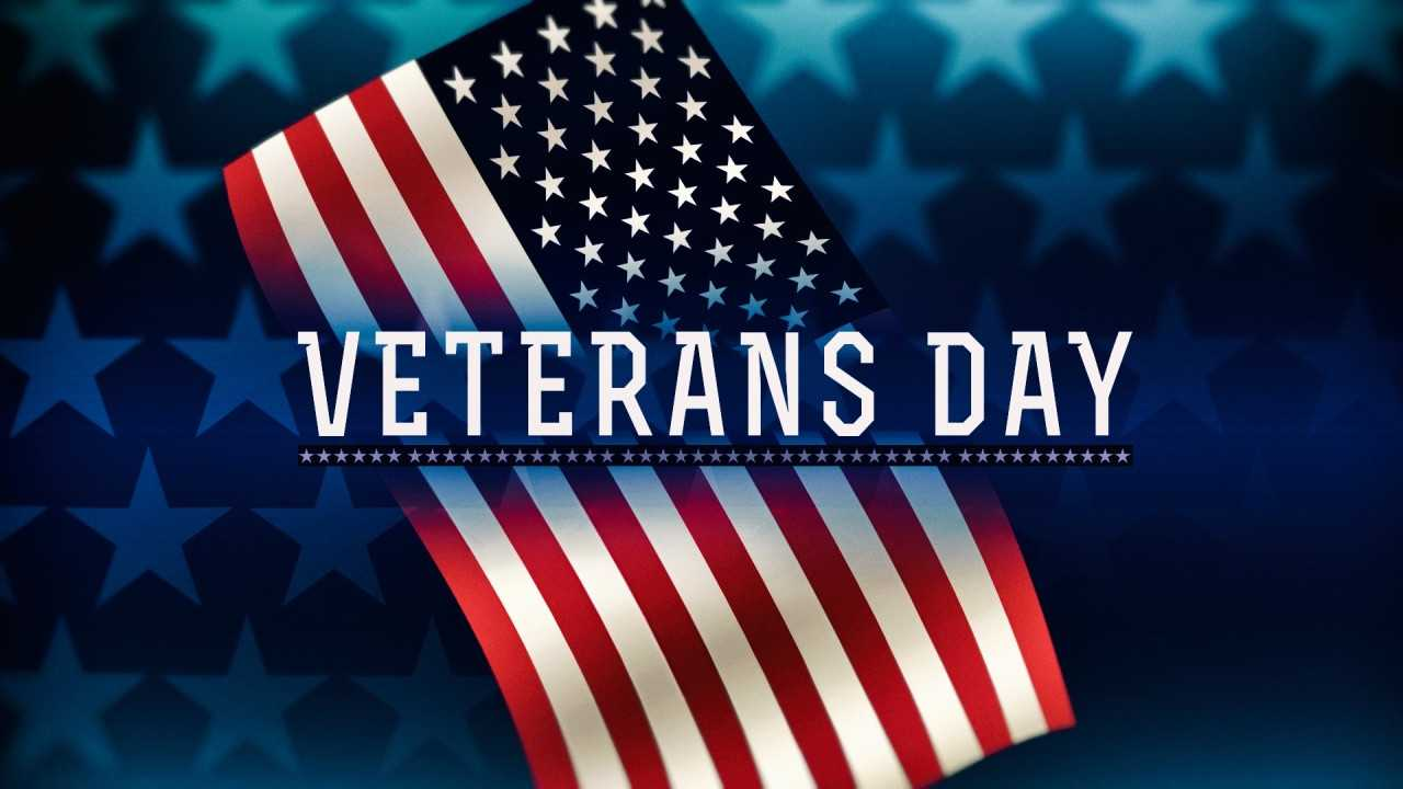 Veterans Day specials for active military and veterans